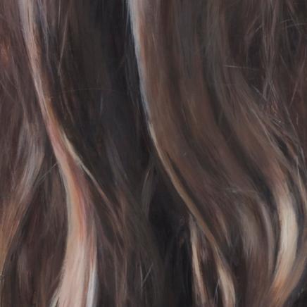 Bølgen ⌘ The Wave 217 x 45 cm pris: 14 000 dkr
