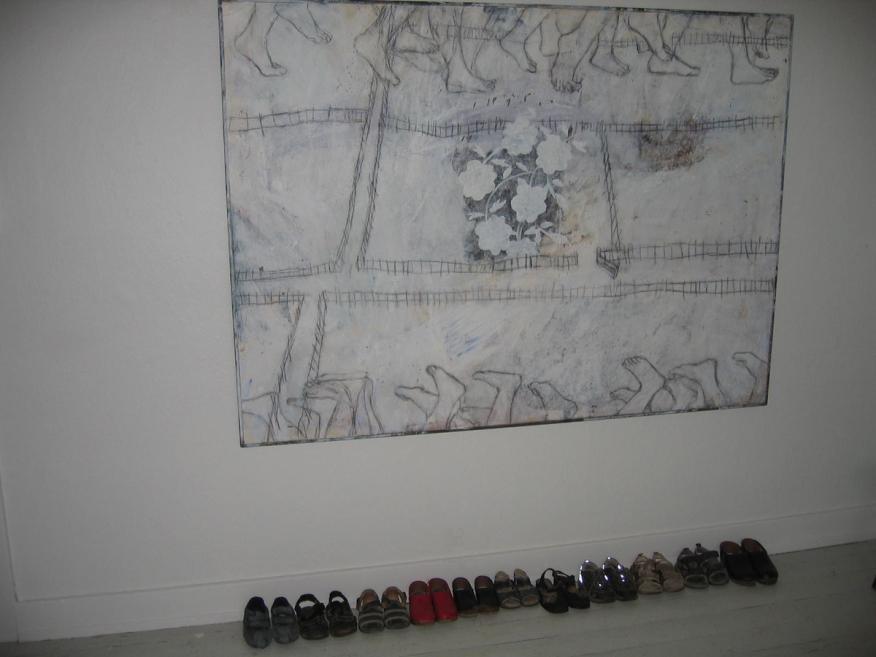 Kernen ⌘ The core Exhibition view