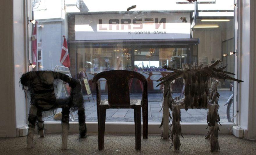 Stol-drøm 1-3 ⌘ Chair-dream 1-3
