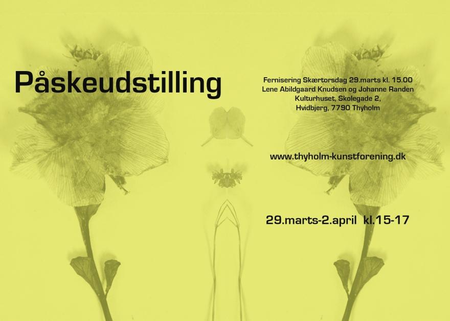 Kunstforening Expo Påskeudstilling 2018 https://thyholm-kunstforening.dk/ https://thyholm-kunstforening.dk/paskeudstilling-2018.html